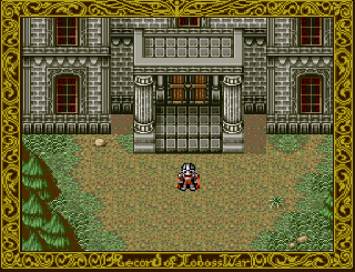 Screenshot Thumbnail / Media File 1 for Lodoss-tou Senki (Japan) [En by LNF v0.90] (~Record of Lodoss War) (Incomplete)